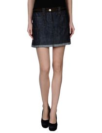 JOHN RICHMOND - Denim skirt