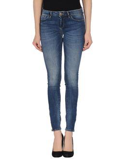 MISS SIXTY Denim pants - Item 42400559
