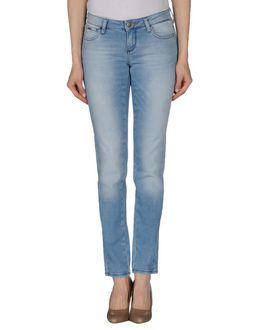 MISS SIXTY Denim pants - Item 42400575