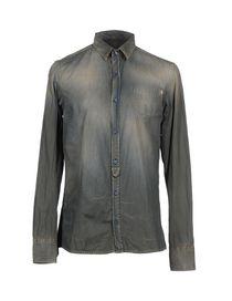 (M) MAMUUT DENIM - Denim shirt
