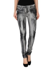 PLEIN SUD JEANS - Denim pants