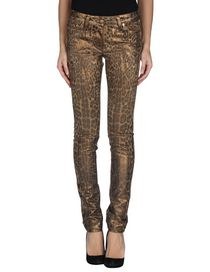 ROBERTO CAVALLI - Denim pants