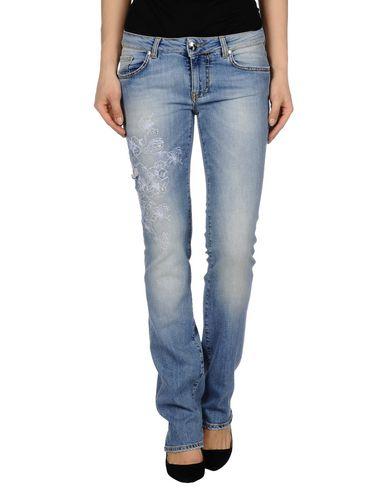 Джинсовые брюки BLUGIRL FOLIES 42404582BK
