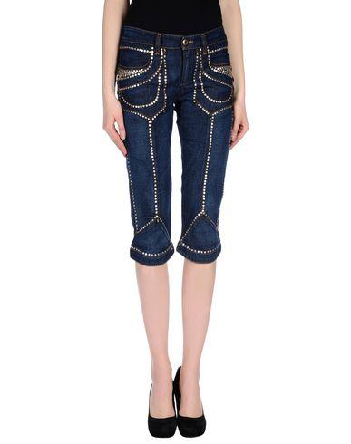 Джинсовые брюки-капри SCERVINO STREET 42404695CT