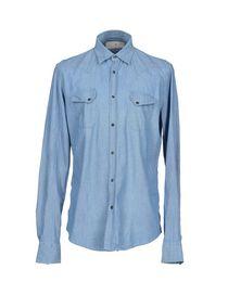 MACCHIA J - Denim shirt