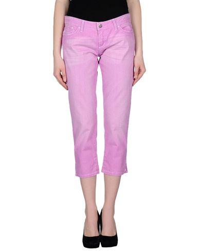 Джинсовые брюки-капри WHO*S WHO 42405062HQ
