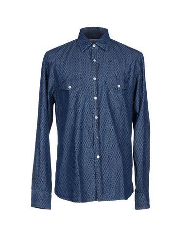 Джинсовая рубашка HENTSCH MAN 42405692JR