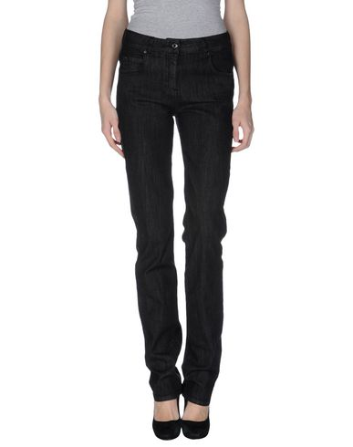 Джинсовые брюки JIL SANDER NAVY 42405939HV