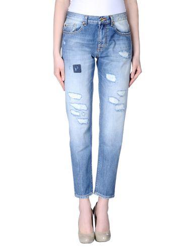Foto MAISON CLOCHARD Pantaloni jeans donna