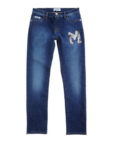 Moschino teen джинсы красный спортивный костюм женский