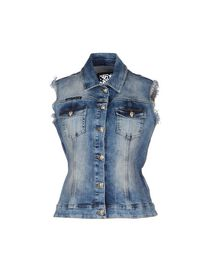 PHILIPP PLEIN COUTURE - Denim outerwear