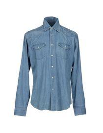 LUCIEN PELLAT-FINET - Denim shirt