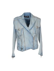BALMAIN - Denim outerwear