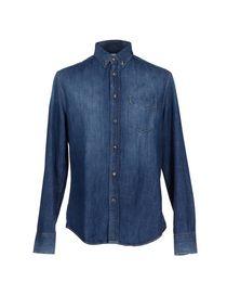 BRUNELLO CUCINELLI - Denim shirt