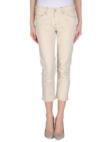 Джинсовые брюки-капри ISABEL MARANT ETOILE 42409926NA