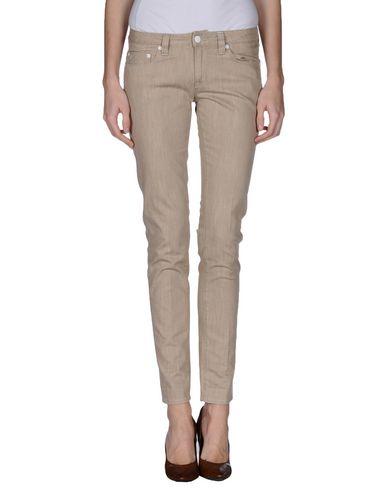 Джинсовые брюки FRED PERRY 42410798KN