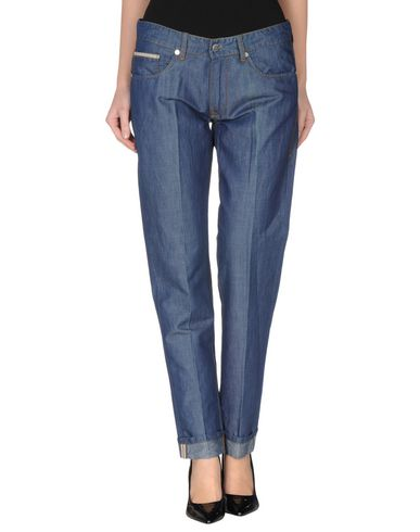 Джинсовые брюки PAOLO PECORA 42413652BI