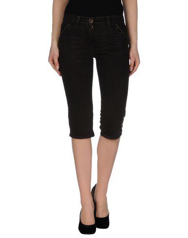 Джинсовые брюки-капри MISS LES COPAINS 42414760CW