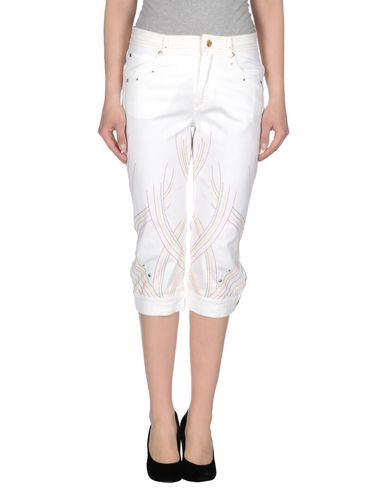 Джинсовые брюки-капри GATTINONI JEANS 42416725XS