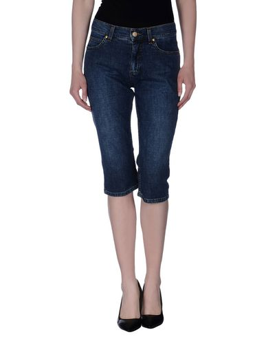 Джинсовые брюки-капри GATTINONI JEANS 42416735XD