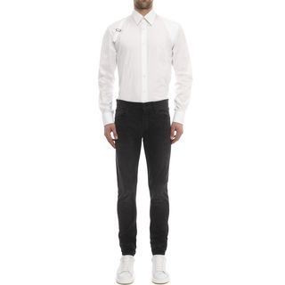 ALEXANDER MCQUEEN, Jeans, Stretch Denim Jeans
