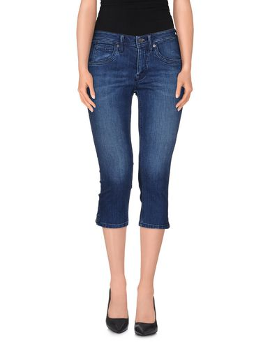 Джинсовые брюки-капри BURBERRY 42427319UV