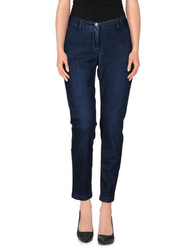 Foto SHAFT DELUXE Pantaloni jeans donna