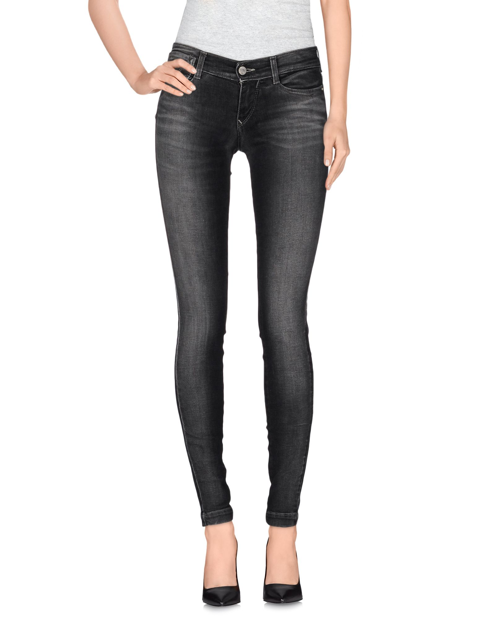 MISS SIXTY LUXURY Denim pants - Item 42430641