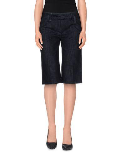 Джинсовые брюки-капри MAURIZIO PECORARO 42443304MT