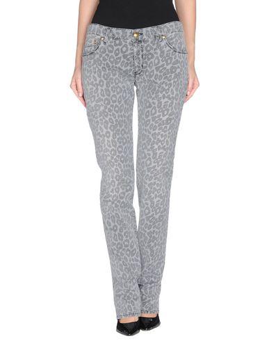 Джинсовые брюки LOVE MOSCHINO 42444389TC