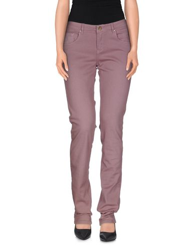 Джинсовые брюки TER DE CARACTERE 42452114JI