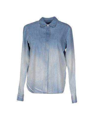 Foto M.GRIFONI DENIM Camicia jeans donna Camicie jeans