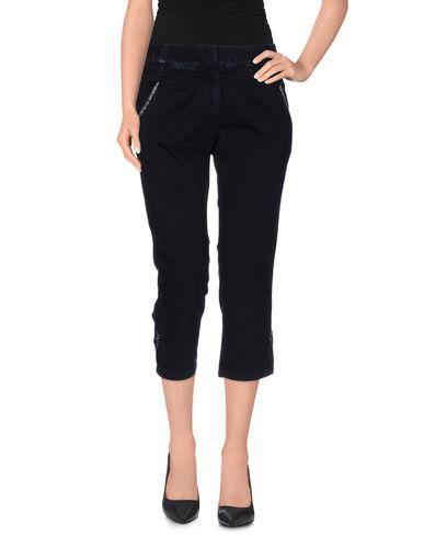 Джинсовые брюки-капри TRUSSARDI JEANS 42457111MO