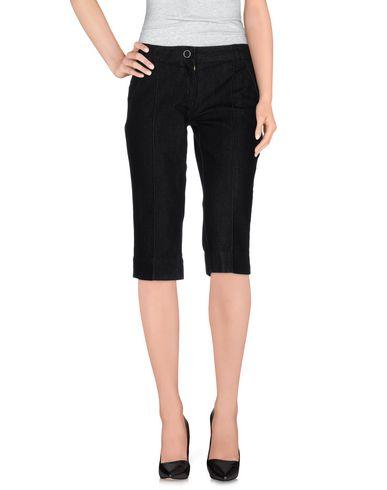 Джинсовые брюки-капри TRUSSARDI JEANS 42457195GX