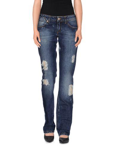 Джинсовые брюки EXTE 42457241PO