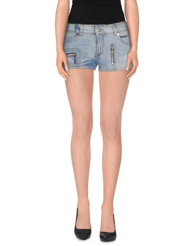 Foto GALLIANO Shorts jeans donna