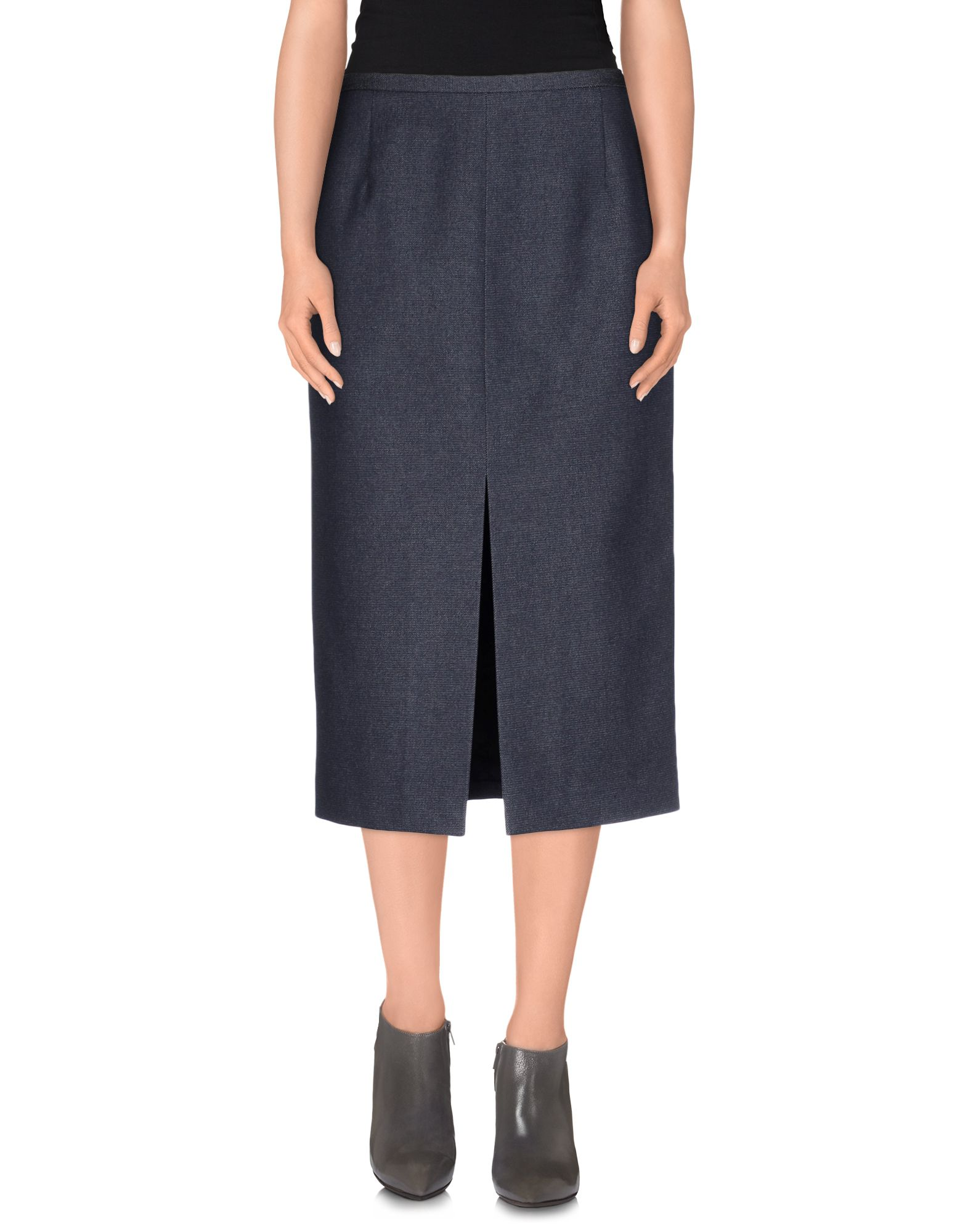 michael kors female  michael kors denim skirts
