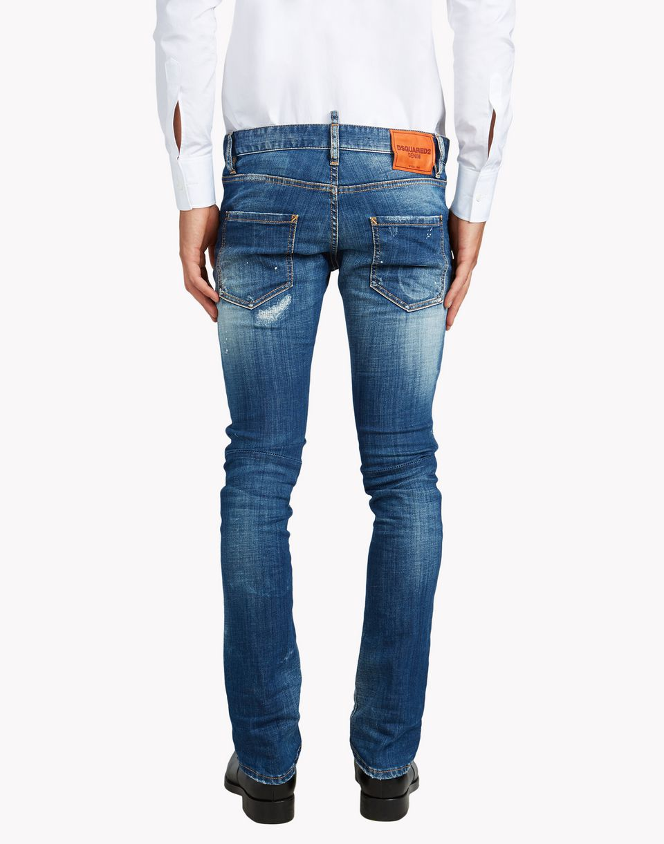 Dsquared2 Sexy Boot Cut Jeans, 5 Pockets Men - Dsquared2 Online Store