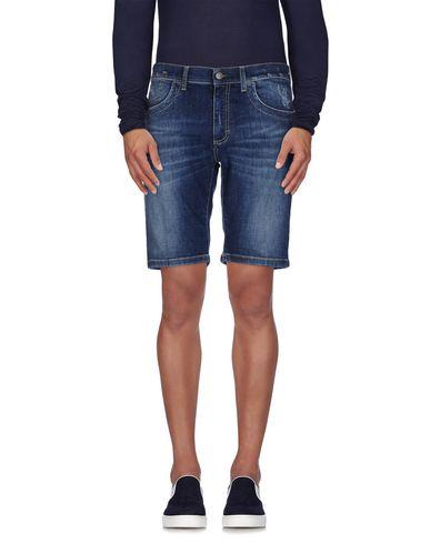 Foto BIKKEMBERGS Bermuda jeans uomo