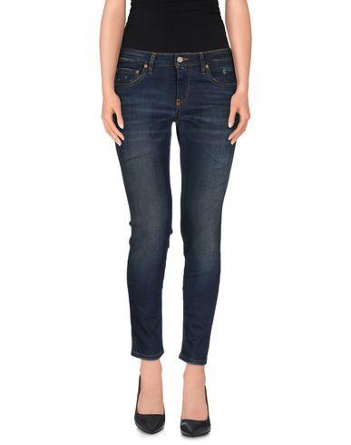 Джинсовые брюки-капри BLAUER 42462310VO