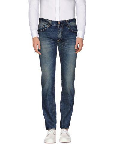 Foto M&M TAILOR Pantaloni jeans uomo