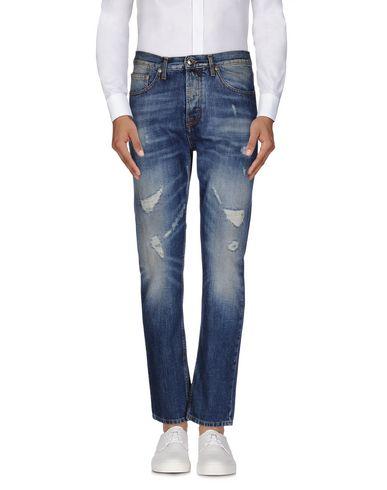 Джинсовые брюки MSGM 42464261TN