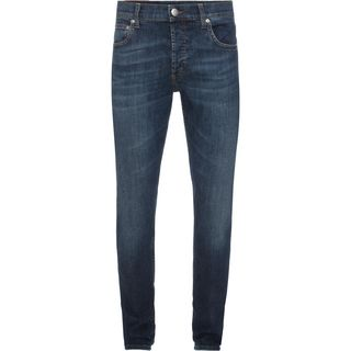 ALEXANDER MCQUEEN, Jeans, Jeans in denim stretch