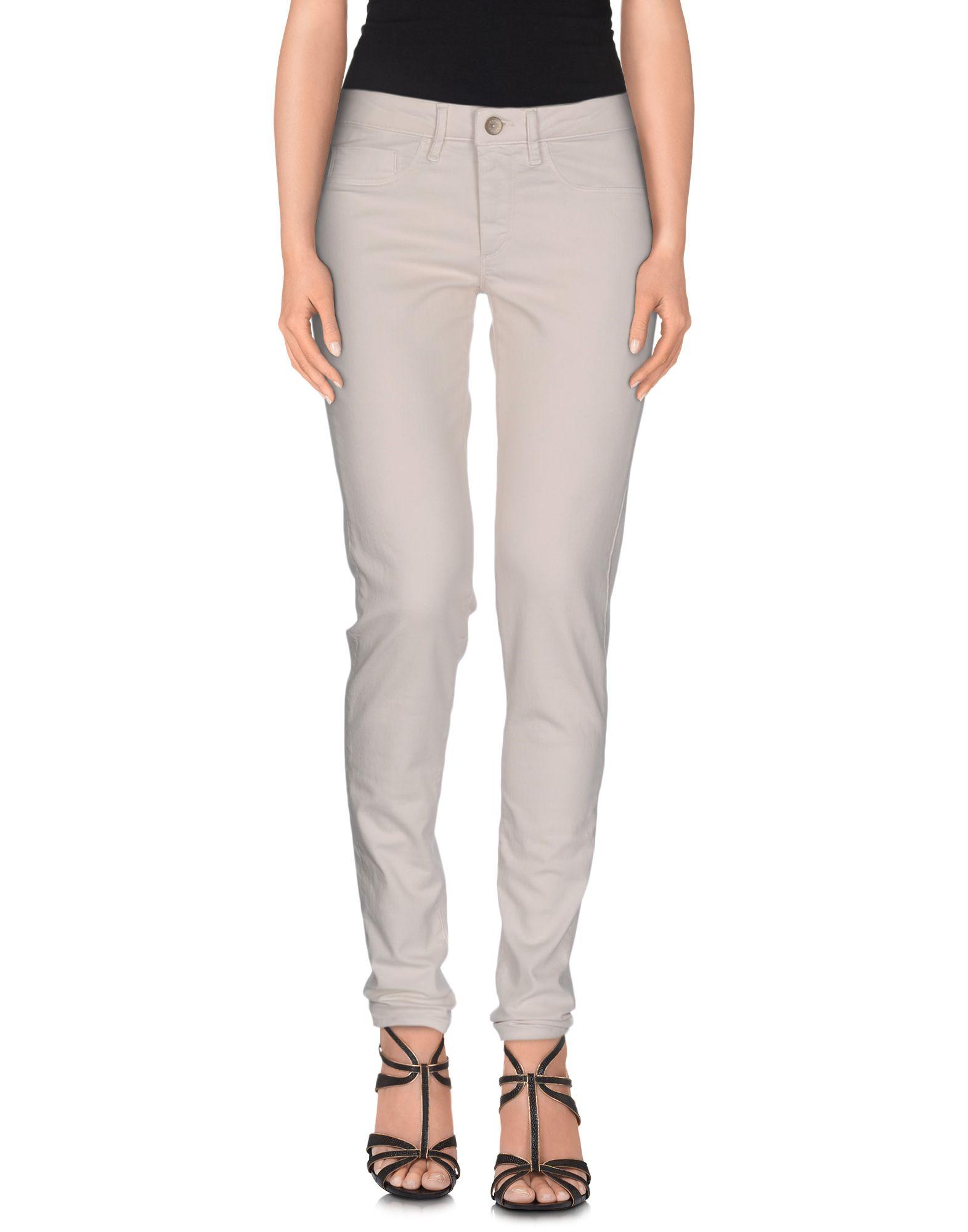 FRED PERRY Damen Jeanshose Farbe Elfenbein Größe 4
