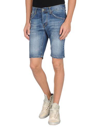 Foto ROBERT QUEEN Bermuda jeans uomo