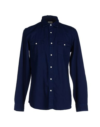 Foto SELECTED HOMME Camicia jeans uomo Camicie jeans