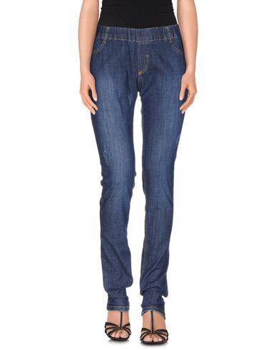 Джинсовые брюки GUARDAROBA BY ANIYE BY 42467822HJ