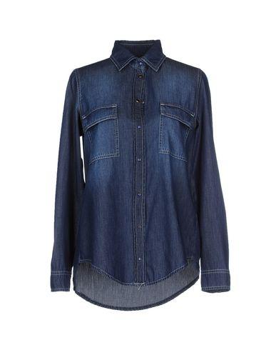 Джинсовая рубашка ANNA RACHELE JEANS COLLECTION 42468653JM