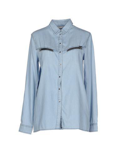 Джинсовая рубашка DIESEL 42469604ME