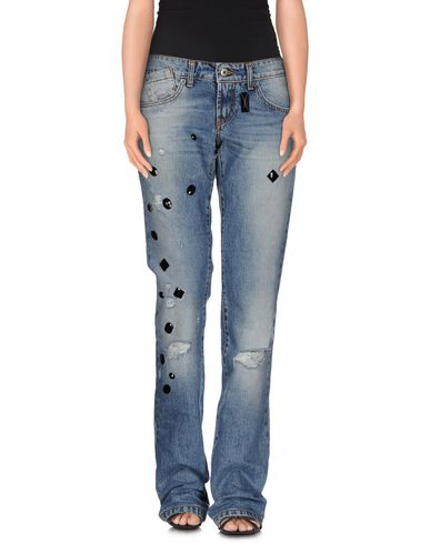 Джинсовые брюки EXTE 42470651IX